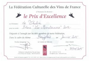 Prix d'Excellence Monterniers 2012 001